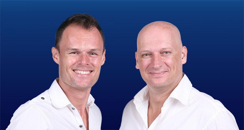 DJ Robsoundz & DJ VJ Paddy | Professional DJ